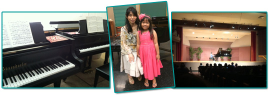 Piano lesson in Honolulu. Pic3